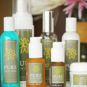 PureSkin Spa Skin Care Products