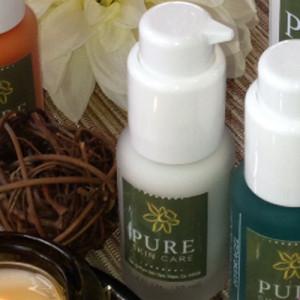 Pure Skin Care Scrub
