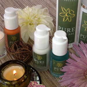 Pure Skin Care Serums